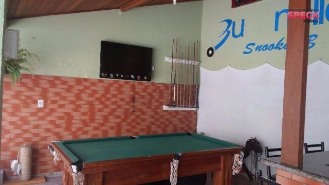 Casa à venda com 5 dormitórios em Saco grande, Florianópolis cod:CA000727 - Foto 16