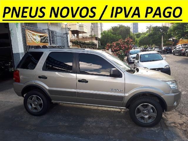 Ford Ecosport XLT Freestyle 1.6 Flex Completa Pneus Novos Ipva pago