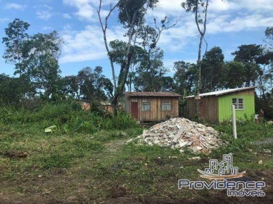 Terreno residencial à venda, coroados, guaratuba. - Foto 2