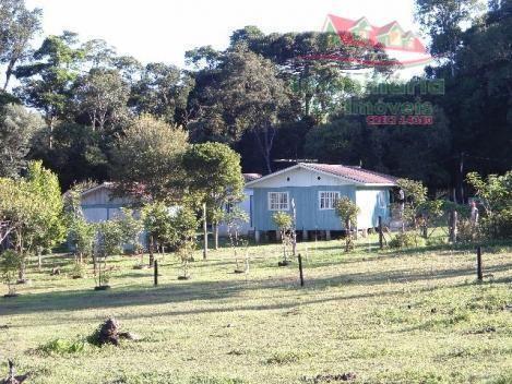 Chácara rural à venda, campo largo da roseira, são josé dos pinhais - ch0026.