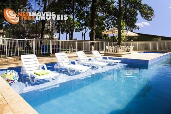 Apartamento à venda com 3 dormitórios em Cinquentenário, Belo horizonte cod:541611 - Foto 14