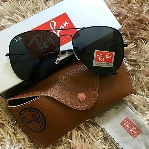 80930ae36 Óculos de Sol RayBan Aviador - Promoção Dia das Mães - Bijouterias ...