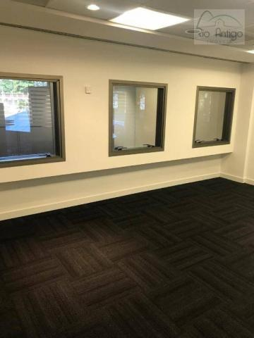 Sala para alugar, 315 m² por r$ 37.800/mês - botafogo - rio de janeiro/rj - Foto 12