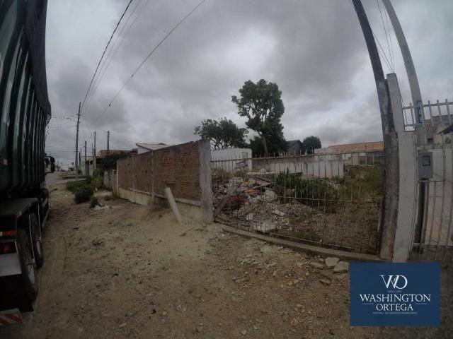 Lote/terreno para venda no bairro quississana - são josé dos pinhais/pr. - Foto 17