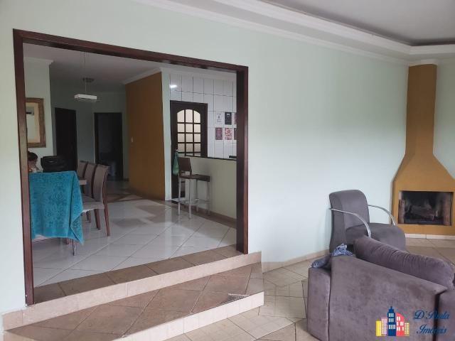 Ca00065 casa de condomínio nova paulista ! aceita permuta . - Foto 6
