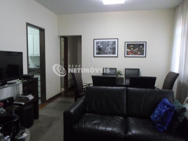 Apartamento à venda com 3 dormitórios em Estoril, Belo horizonte cod:474799 - Foto 2