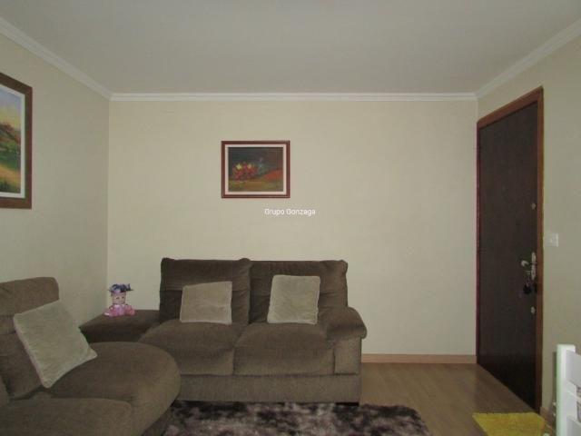 Apartamento à venda com 3 dormitórios em Novo mundo, Curitiba cod:421 - Foto 2
