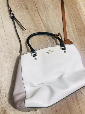0e0188ab6 Bolsa linda Branca importada - Seminova - Bolsas, malas e mochilas ...