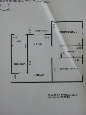 Alugo Apartamento/Temporadas - Foto 3
