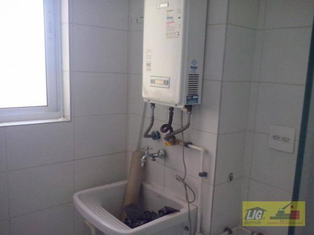 excelente apartamento com 2 dormitórios sendo uma suíte - Foto 5