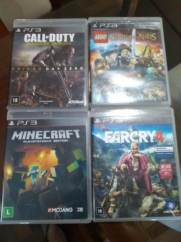 Jogos originais usados para PS3 - Foto 2