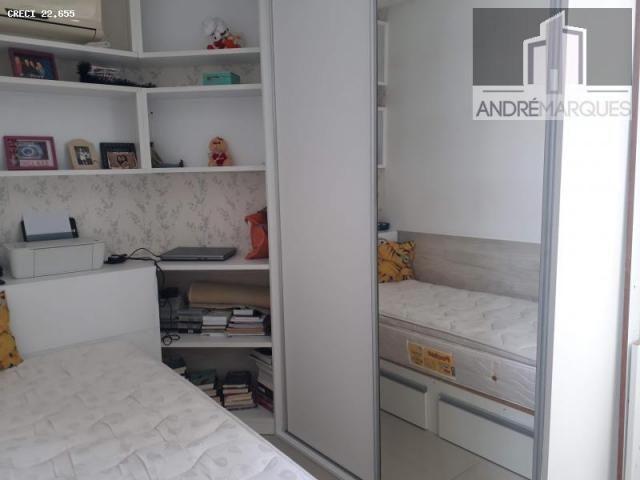Apartamento para venda em salvador, caminho das árvores, 3 dormitórios, 1 suíte, 2 banheir - Foto 11