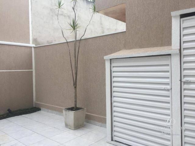 Sobrado à venda, 117 m² por r$ 460.000,00 - aristocrata - são josé dos pinhais/pr - Foto 13