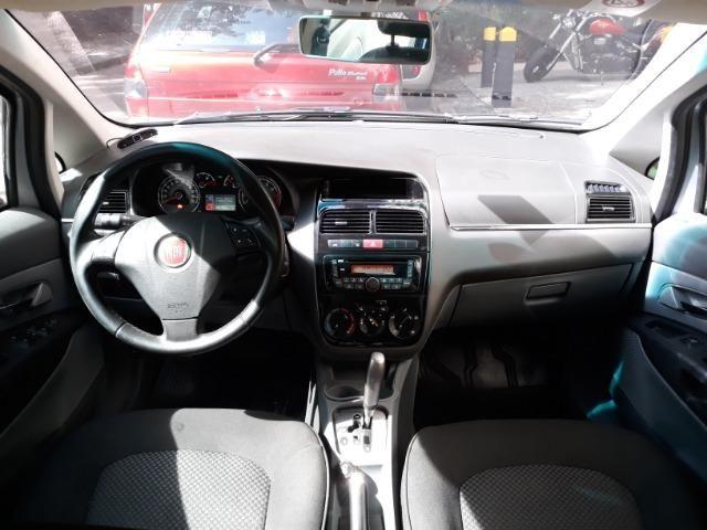 Fiat Linea 1.8 essence 16v flex/gnv automatizado - Foto 7