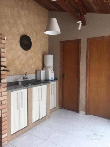 Sobrado à venda, 117 m² por r$ 460.000,00 - aristocrata - são josé dos pinhais/pr - Foto 7