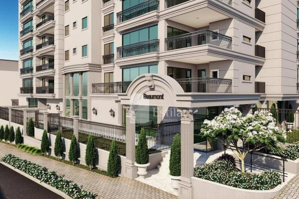 Apartamento alto padrão com 03 suítes no água verde, curitiba - Foto 17