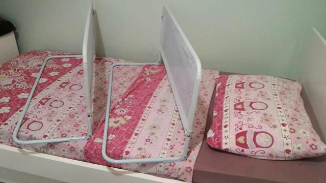Protetor de cama infantil