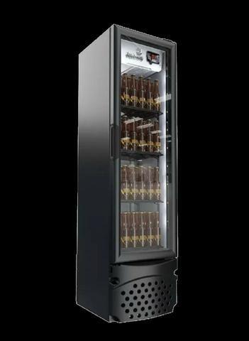 Cervejeira 230L Porta de vidro Imbera