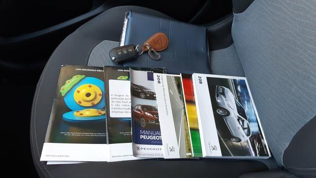 Puegeot Active Pack 1.5 Flex manual única dona novo - Foto 7
