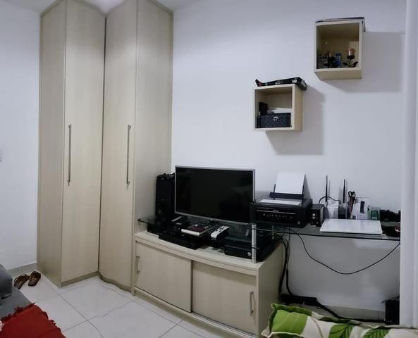Caji Condomnio villa rica 3/4 reformado armários 2 andar 155 mil - Foto 4