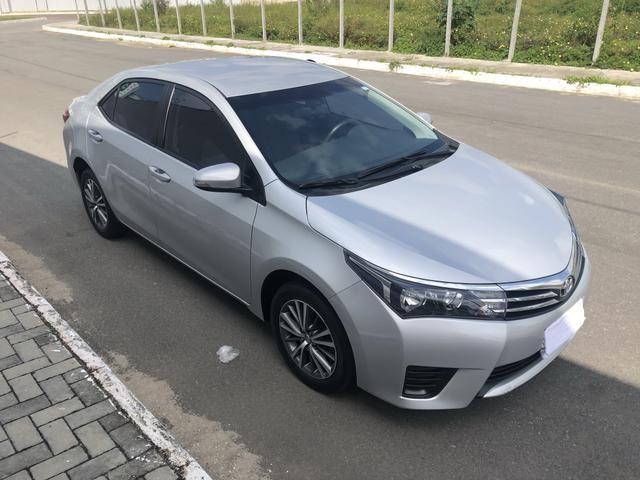 Toyota Corolla GLI 1.8 Automático 2016/2017 - Foto 5