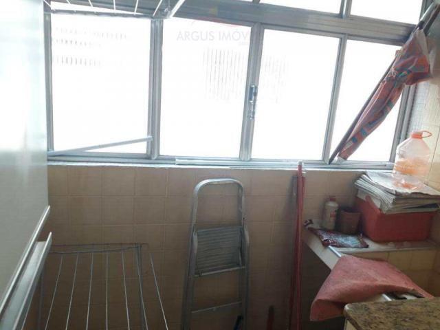 Apartamento para alugar com 1 dormitórios em Boqueirão, Praia grande cod:567 - Foto 14