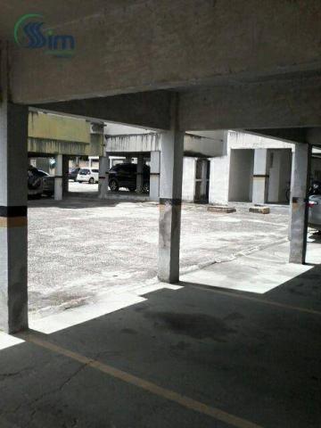 Apartamento residencial para locação, cidade dos funcionários, fortaleza. - Foto 3