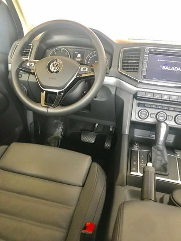 VW Amarok V6 Top De linha, 8.500 km. Rodas 22, em Estado de Zero Km!!!!! - Foto 12