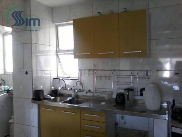 Excelente apartamento mobiliado na aldeota - Foto 9