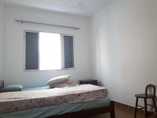 Apartamento para alugar com 1 dormitórios em Boqueirão, Praia grande cod:567 - Foto 4
