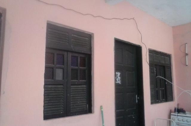 Casas na Boca do Rio