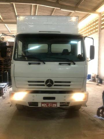 Caminhão Mercedes 1214 98 pronta pra rodar - Foto 2