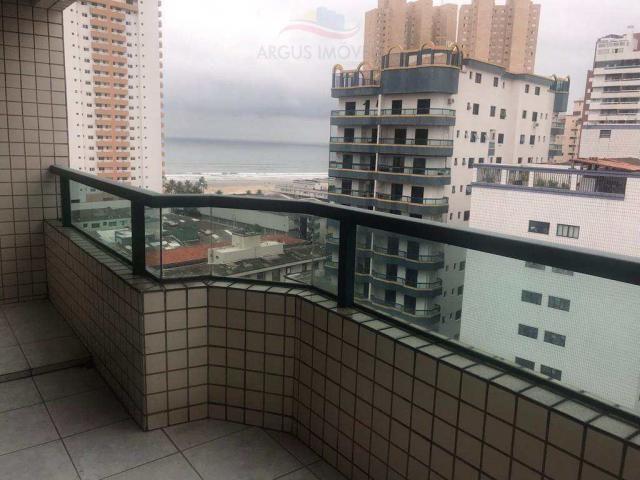 Apartamento para alugar com 4 dormitórios em Boqueirão, Praia grande cod:191 - Foto 13