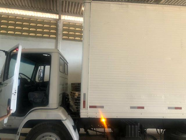 Caminhão Mercedes 1214 98 pronta pra rodar - Foto 9