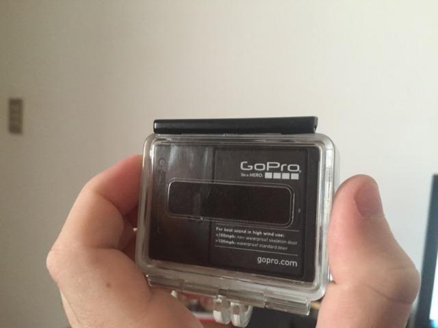 Gopro Hero 3+ Silver (Acompanha 2 Baterias e Carregador de Tomada) - Foto 2