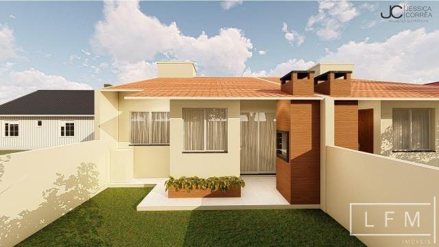 Casa à venda com 2 dormitórios em Itajuba, Barra velha cod:71976 - Foto 2