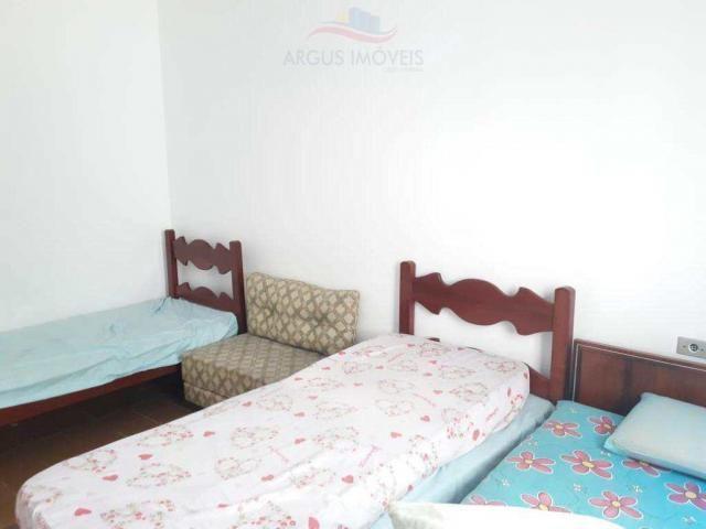 Apartamento para alugar com 1 dormitórios em Boqueirão, Praia grande cod:567 - Foto 3