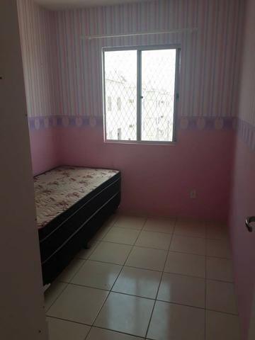 Alugo Apartamento Semi-mobiliado - Condomínio Ouro Negro - Próximo a Rodoviária da Cidade - Foto 7