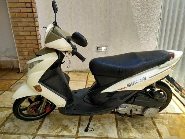 Moto Shineray automática 150cc - Foto 3