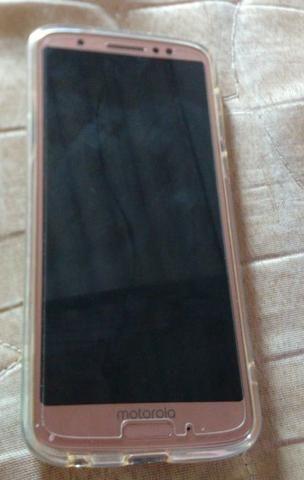 Motorola G6 Rosê , 64 GB