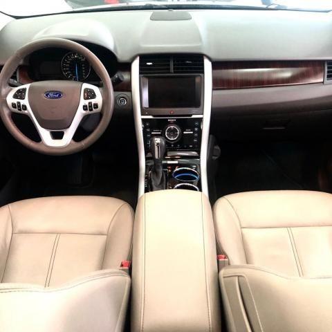 FORD EDGE 2014/2014 3.5 LIMITED VISTAROOF AWD V6 24V GASOLINA 4P AUTOMÁTICO - Foto 2