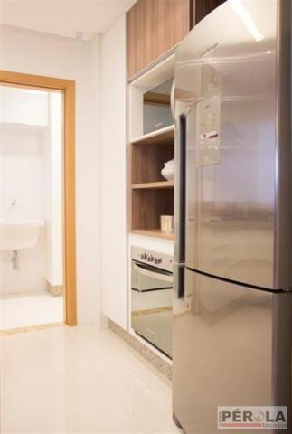 Apartamento  com 3 quartos no RESIDENCIAL ESSÊNCIA HOME CLUB - Bairro Jardim América em Go - Foto 9
