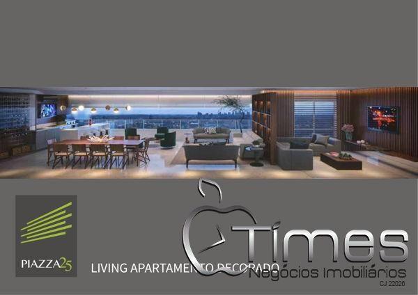Apartamento cobertura com 4 quartos - Bairro Setor Bueno em Goiânia - Foto 9