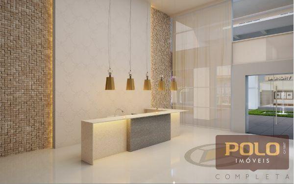 Apartamento  com 2 quartos no Metropolitan Business & Lifestyle - Bairro Jardim Goiás em G - Foto 9