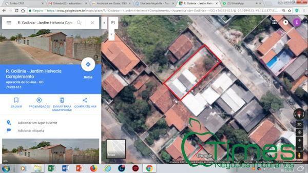 Casa  com 4 quartos - Bairro Jardim Helvécia Complemento em Aparecida de Goiânia - Foto 7