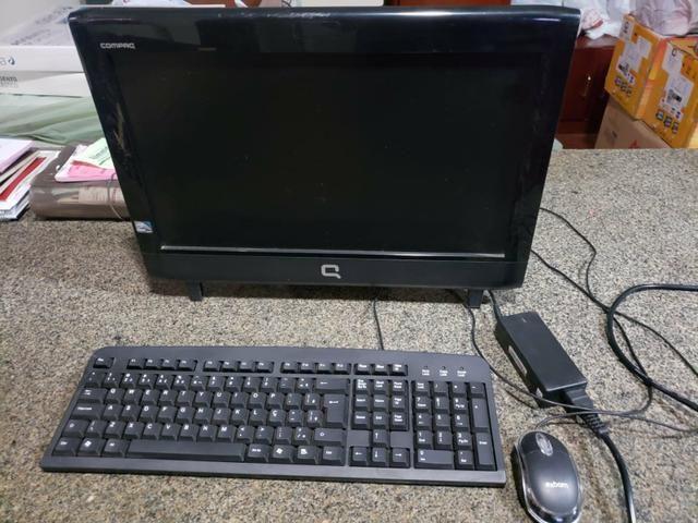 Computador pc desktop compaq