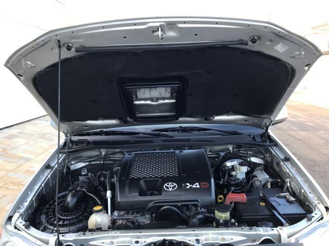 Hilux 2008 Automática Diesel 4x4 - Foto 11