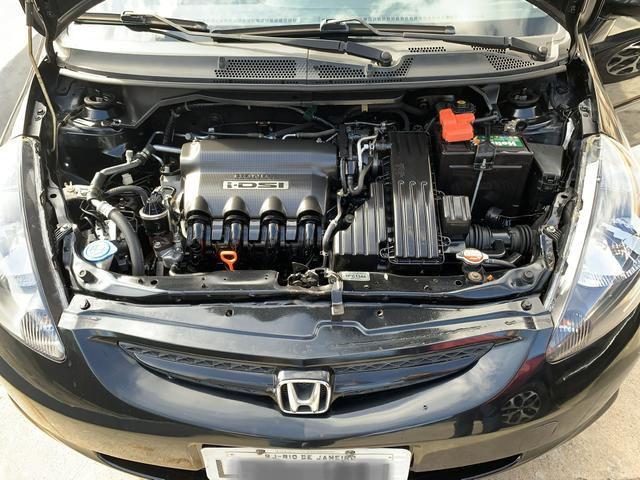 Honda Fit 2008 - Automático- 1.4 LXL - Preto
