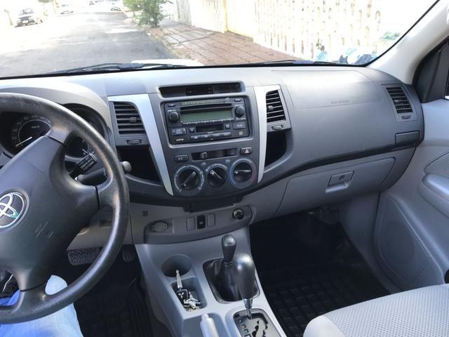 Hilux 2008 Automática Diesel 4x4 - Foto 7