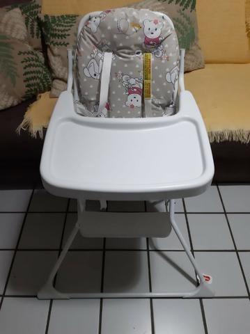 Cadeira de alimentação portátil Galzerano - Foto 2